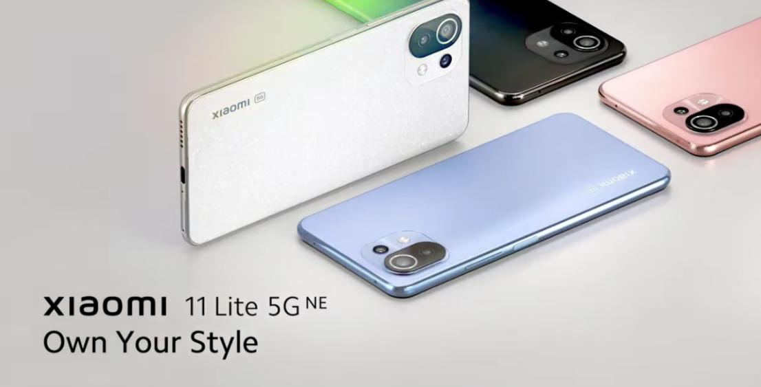 Xiaomi 11 Lite NE 5G Dolby Vision डिस्प्ले के साथ, स्नैपड्रैगन 778G भारत में हुआ लॉन्च….