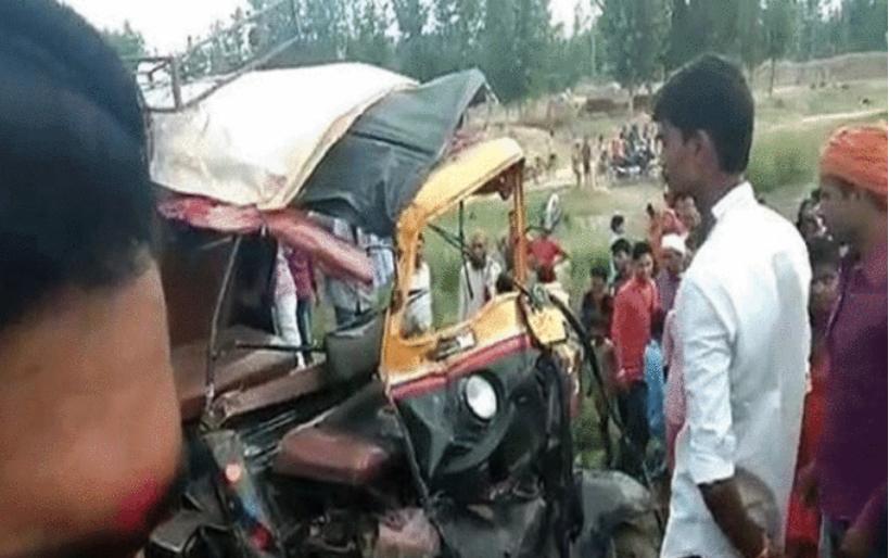 भीषण सड़क हादसे से दहला श्रावस्ती, CM योगी ने जताया शोक