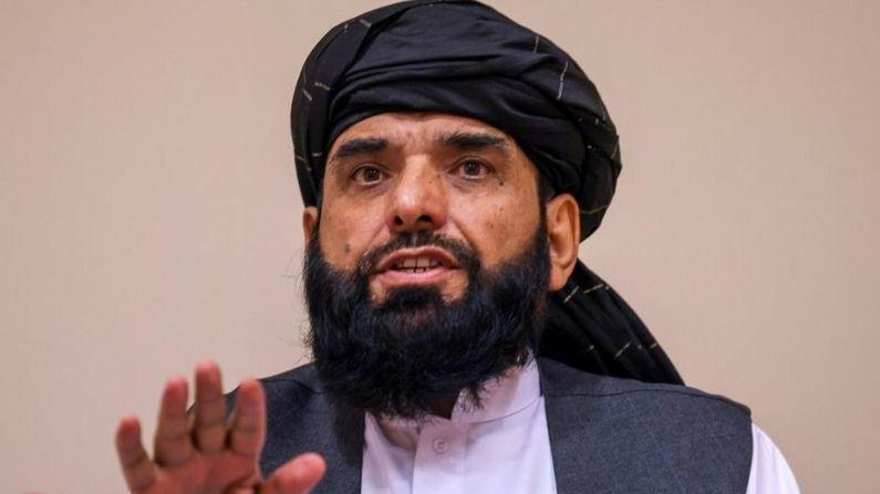चीन में उइगर मुसलमानों पर चुप्पी साधने वाले तालिबान प्रवक्ता का बड़ा बयान, कहा, 'हमें कश्मीर के मुसलमानों के लिए आवाज उठाने का अधिकार'