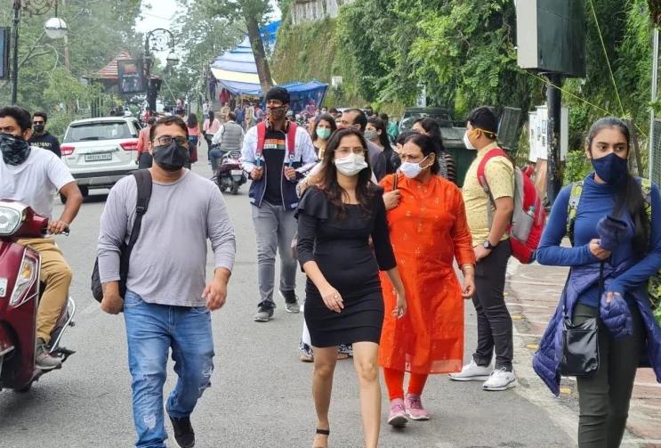 देहरादून: कोविड मामले बढ़ने पर वीकेंड पर पर्यटकों पर रोक, जिलाधिकारी ने सख्ती का दिया आदेश