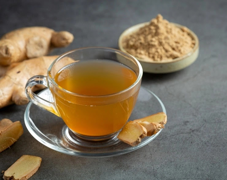 जानिए कैसे अदरक की चाय हमारे स्वास्थ के लिए फायदेमंद है