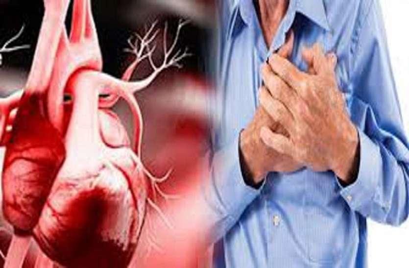 दिल का दौरा: दिल के दौरे के जोखिम को कम करने के लिए जीवनशैली में बदलाव करें