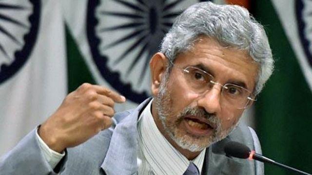 बड़ी खबर : भारत ने किया अफगानिस्तान में तालिबानी सरकार को मानने से इंकार, विदेश मंत्री एस जयशंकर ने कही ये बड़ी बात