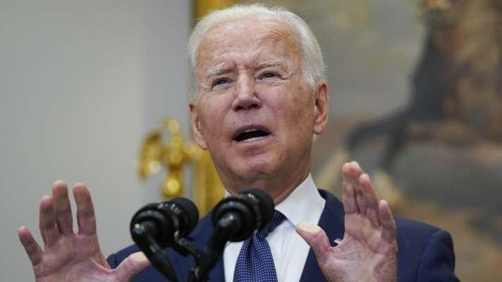 अफगानिस्तान से सैन्य वापसी के बाद अमेरिकी राष्ट्रपति जो बाइडन का बड़ा बयान, कहा- काबुल छोड़ने के अलावा और कोई विकल्प नहीं