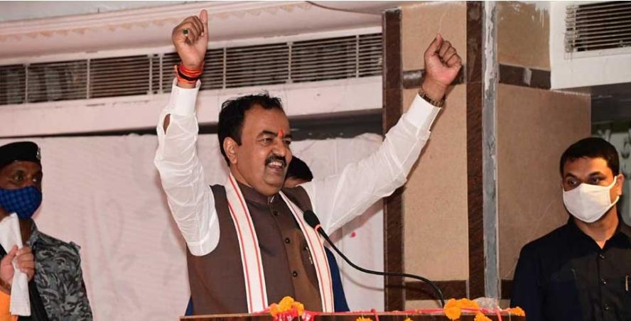 डिप्टी CM केशव मौर्य ने टिकैत को दिया जवाब, कहा- शाहीनबाग की तरह टांय-टांय फिस्स होगा यह कथित किसान आंदोलन
