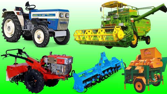 कृषि मशीनरी पर 50% से 80% सब्सिडी प्राप्त करने के लिए, 7 सितंबर से पहले करे आवेदन