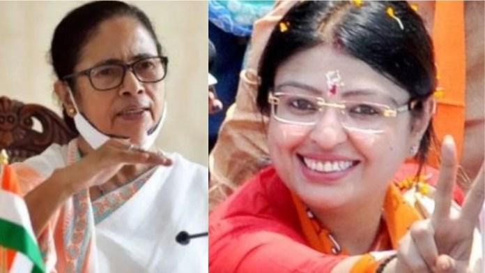 WB : भवानीपुर सीट से बीजेपी ने जताया प्रियंका टिबरेवाल पर भरोसा, ममता को देंगी उपचुनाव में टक्कर, जानिए कौन है प्रियंका टिबरेवाल