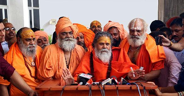 बाघम्बरी मठ : षोडशी भोज के दिन किया जाएगा अखिल भारतीय अखाड़ा परिषद के अध्यक्ष के नामों की घोषणा, जानें कौन है वो…