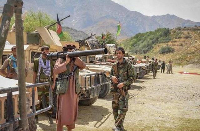 अफगानिस्तान के पंजशीर में तालिबान और नॉर्दन एलायंस के बीच जंग अभी भी जारी, PAK ने जताई गृह युद्ध की आशंका