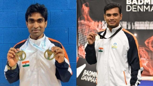 टोक्यो पैरालिंपिक में भारतीय बैडमिंटन खिलाड़ी प्रमोद भगत ने स्वर्ण पदक जीतकर रचा इतिहास, मनोज का ब्रॉन्ज पर कब्जा