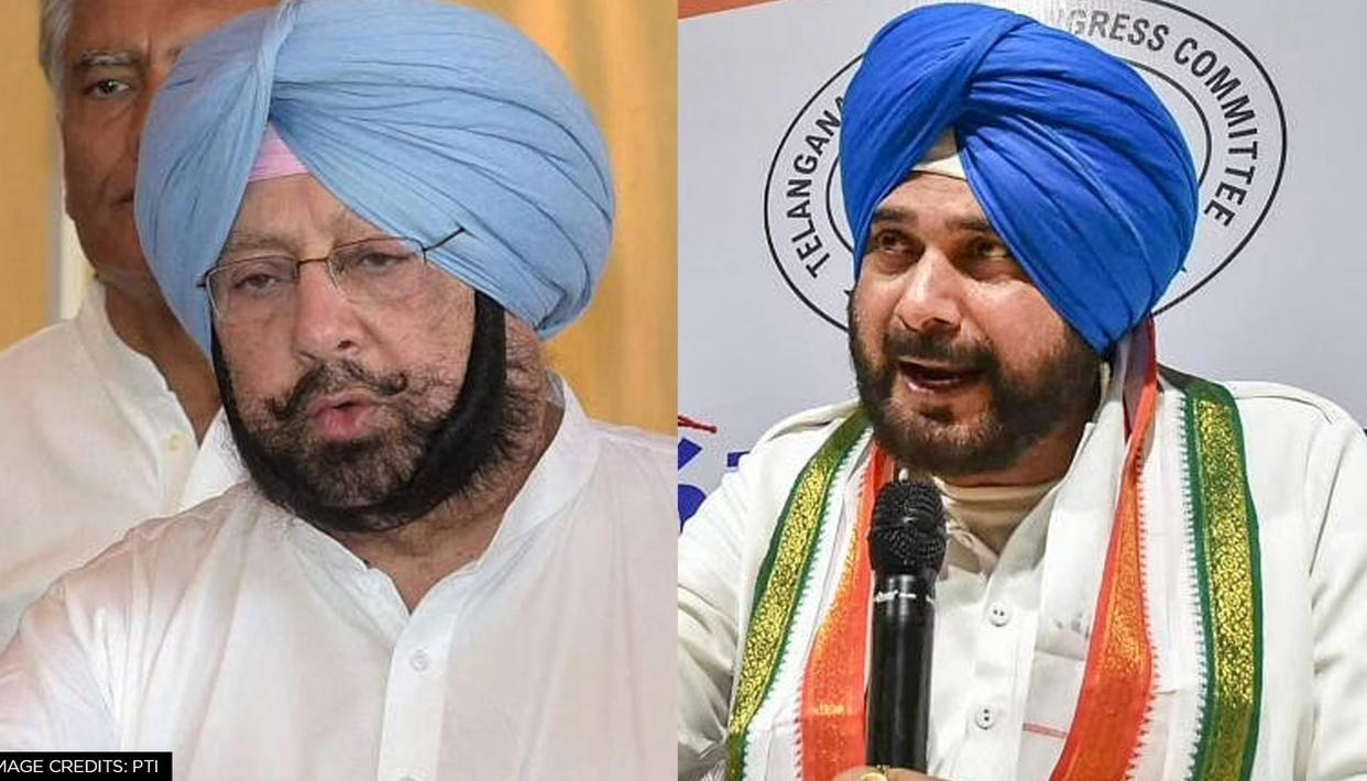पंजाब : कैप्टन के बाद नवजोत सिंह सिद्धू ने भी दिया इस्तीफा, छोड़ा कांग्रेस अध्यक्ष पद; जानिए क्या है वजह