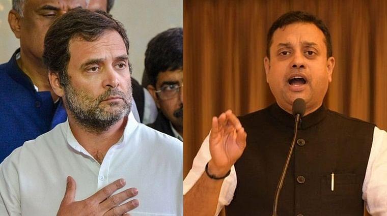 किसान महापंचायत की इस तस्वीर को शेयर कर बुरे फंसे कांग्रेस नेता राहुल गांधी, बीजेपी प्रवक्ता संबित पात्रा का हमला…