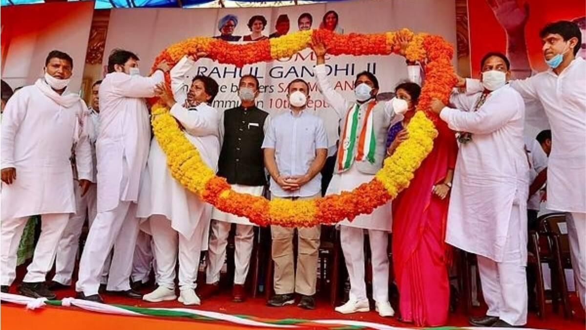 मेरे परिवार का जम्मू-कश्मीर से पुराना रिश्ता है, मैं एक कश्मीरी पंडित हूं : राहुल गांधी