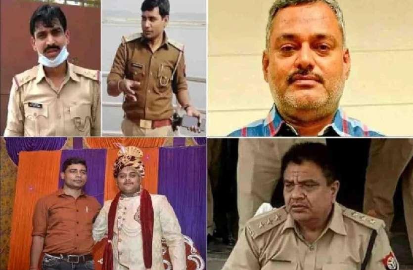 बिकरू कांड मामले में योगी सरकार की बड़ी कार्रवाई, कुर्क होंगी इन 14 आरोपियों की संपत्ती, सामने आया ये नाम