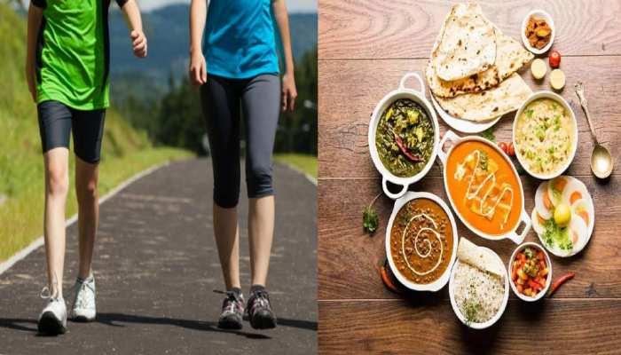 जानिए खाना खाने के बाद 10 मिनट टहलना क्यों है जरूरी
