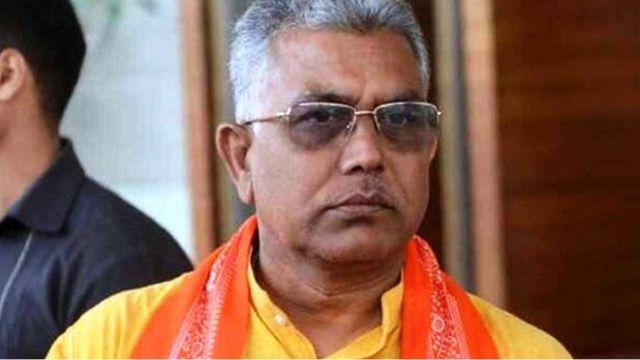 WB: बीजेपी राष्ट्रीय अध्यक्ष दिलीप घोष पर जानलेवा हमला!, चुनाव आयोग से की भवानीपुर उपचुनाव स्थगित करने की मांग